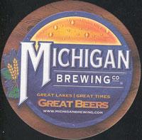 Beer coaster michigan-1