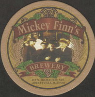 Beer coaster mickey-finns-brewery-1