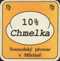Pivní tácek miletin-1-small