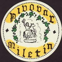 Pivní tácek miletin-3-small