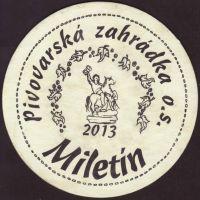 Pivní tácek miletin-6-small
