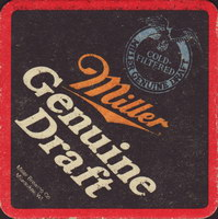 Beer coaster miller-103-small