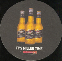 Beer coaster miller-12-zadek