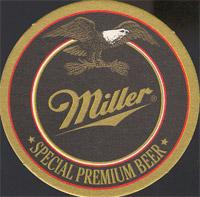 Beer coaster miller-13