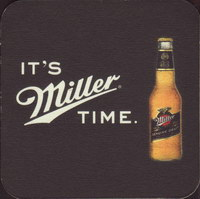 Beer coaster miller-137-small
