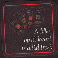 Beer coaster miller-139-small