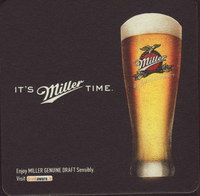Beer coaster miller-152-small