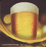Beer coaster miller-154-small