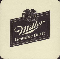 Beer coaster miller-158-small