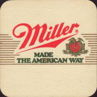 Beer coaster miller-16-small