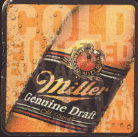 Beer coaster miller-160-small