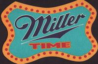 Pivní tácek miller-166-small
