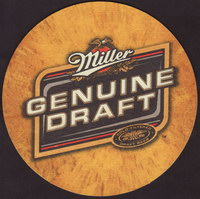 Beer coaster miller-171-small