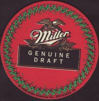Beer coaster miller-193-small