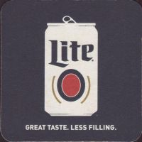 Beer coaster miller-196-small