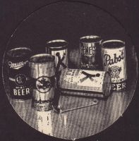 Beer coaster miller-204-small