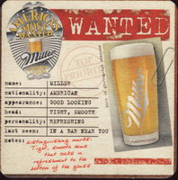 Beer coaster miller-26-small