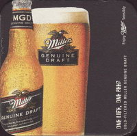 Beer coaster miller-28-small