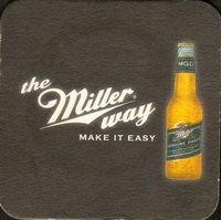Beer coaster miller-30-small