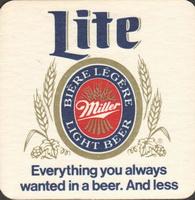 Pivní tácek miller-33-oboje-small