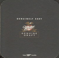 Beer coaster miller-38-small