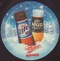 Beer coaster miller-56-small