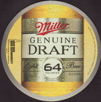 Beer coaster miller-58-small