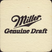 Beer coaster miller-63-small