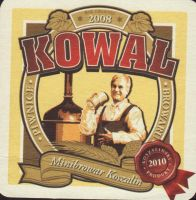 Beer coaster minibrowar-kowal-2-small