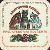Pivní tácek minipivovar-konicek-12-small