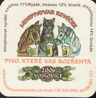 Pivní tácek minipivovar-konicek-5-small