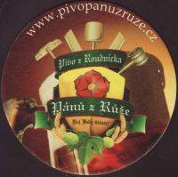 Pivní tácek minipivovar-panu-z-ruze-zidovice-1-small