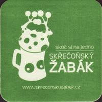 Pivní tácek minipivovar-skreconsky-zabak-1-small