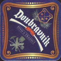 Beer coaster minipivovar-v-doubravniku-1-small