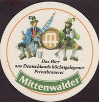 Pivní tácek mittenwald-1-small