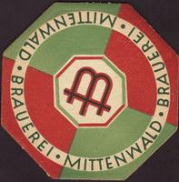 Pivní tácek mittenwald-11-small