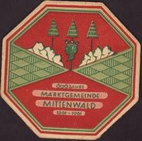Pivní tácek mittenwald-11-zadek-small