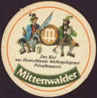 Pivní tácek mittenwald-12-small