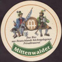 Pivní tácek mittenwald-13-small