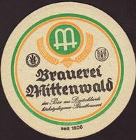 Pivní tácek mittenwald-2-small