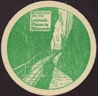 Pivní tácek mittenwald-4-zadek-small