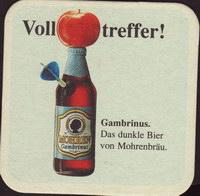 Beer coaster mohren-brau-26-zadek-small