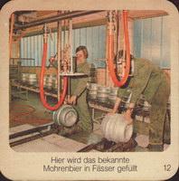 Beer coaster mohren-brau-34-zadek-small