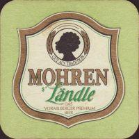 Beer coaster mohren-brau-40