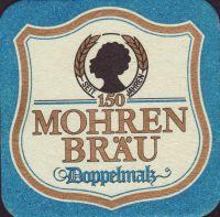Beer coaster mohren-brau-41-zadek-small