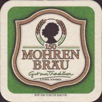 Beer coaster mohren-brau-57-small
