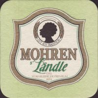 Beer coaster mohren-brau-63-small