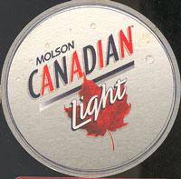Beer coaster molson-11-zadek