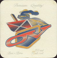 Beer coaster molson-112-oboje