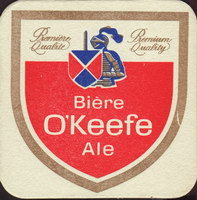 Beer coaster molson-113